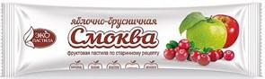 Смоква Эко пастила яблочно-брусничная 30г