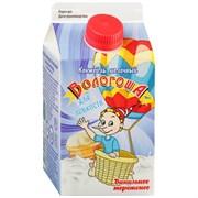 Коктейль Вологоша молочный ванильное мороженое 2,5% 470г