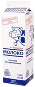 Молоко Из Вологды пастеризованное жир.1,5% 950мл