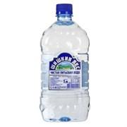 Вода Шишкин лес питьевая негазированная 1,0л