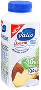 Йогурт Валио питьевой с ананасом и кокосом 0,4% 330г