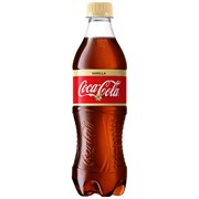 Кока-Кола ванила 0,5л
