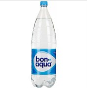 Вода Бонаква чистая питьевая негаз 2л