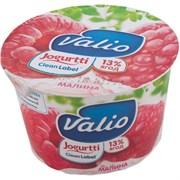 Йогурт Валио с малиной 2,6% 180г