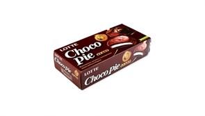 Печенье Лотте чоко пай какао 168г