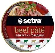 Паштет Сетра из говядины 100г