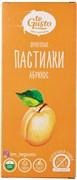 Фруктовые пастилки Гюсто из абрикоса 40г