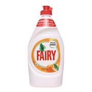 Средство Фэйри для посуды Апельсин и лимонник 450мл