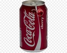 Кока-Кола вишня 0,355 ж/б