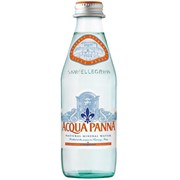 Вода Аква Панна минеральная негазированная 0,25л ст/б
