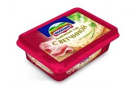 Сыр Хохланд с ветчиной плавленый 55% 200г
