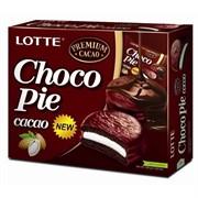 Печенье Лотте чоко пай какао 12шт 336г