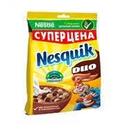 Завтрак сухой Несквик молочно-шоколадный 250г пакет