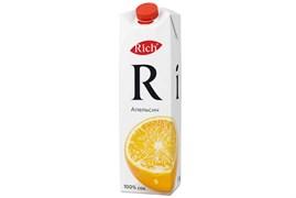 Сок Рич апельсиновый 1л