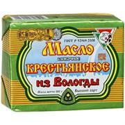 Масло Из Вологды Крестьянское 72,5% 180г