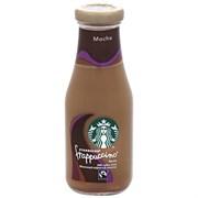 Напиток Старбакс молочный кофейный Фрапучино Мокка 1,2% 250мл ст/б