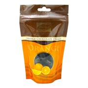 Драже Бинд апельсиновое в темном шоколаде 150г