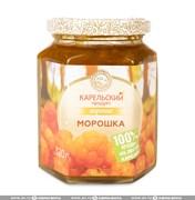Варенье Карельский продукт домашнее из морошки 320г ст/б