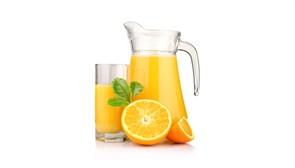 Лимонад апельсиновый 1л