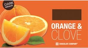 Шоколад СНСО горький апельсин-гвоздика 100г