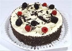 Торт шоколадно-банановый 100 г.