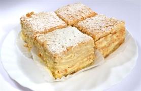 Торт Наполеон ореховый 100 г.