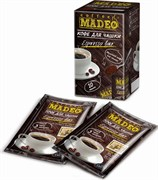 Кофе Мадео для чашки эспрессо бар 10шт*10г