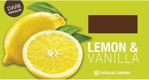 Шоколад СНСО горький лимон-ваниль 100г
