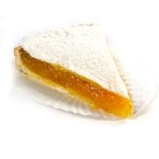 Пирог с лимоном 100 г.