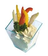 Сырный мусс с овощами 50г
