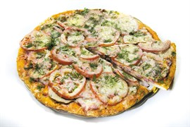 Пицца по-неаполитански* 100 г.