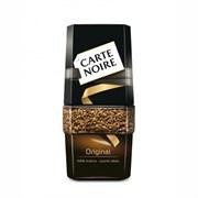 Кофе Карт нуар сублимированный растворимый 95г ст/б