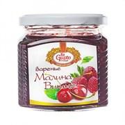 Варенье Гюсто из малины и вишни 470г