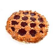Пирог с брусникой 100 г.