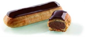 Эклер шоколадный 65г 120ч 1шт