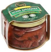 Тушенка лесная диковинка из мяса оленя с можжевеловыми ягодами 200г стекло