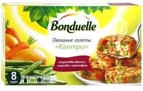 Галеты Бондюэль овощные кантри с/м 300гр