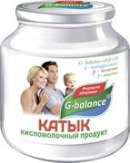 Продукт кисломолочный G-Баланс Катык 6% 500г ст/б