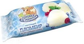 Мороженое Коровка из Кореновки пломбир полено 400г