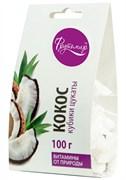 Кокос Фрутомир кубики цукаты 100г