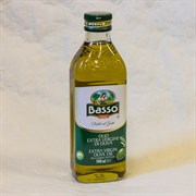 Масло Бассо оливковое 0,5л ст/б