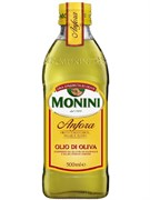 Масло Монини оливковое анфора 100% 0,5л