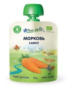 Пюре Флер Альпин морковь 90г