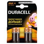 Батарейка Дюраселл AAA LR03 MN2400 4шт