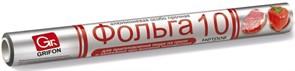 Фольга 500-012 Грифон алюминиевая пищевая особо прочная 10м