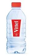 Вода Виттель минеральная питьевая негазированная 0,33л