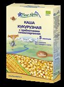 Каша Флер Альпин кукурузная без молока 175г