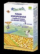 Каша Флер Альпин кукурузная на козьем молоке 200г