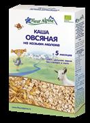 Каша Флер Альпин овсяная на козьем молоке с 5-ти мес. 200г