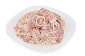 Шашлык свиной в кефире п/ф 100 г.